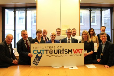 Cut Tourism VAT Roundtable